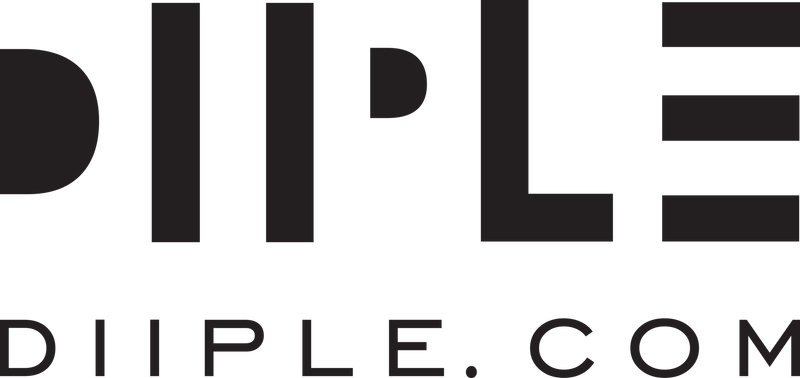 Diiple logo black
