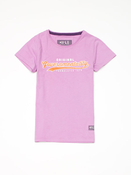 Short sleeve t-shirt 'Governmentality' - Diiple.com