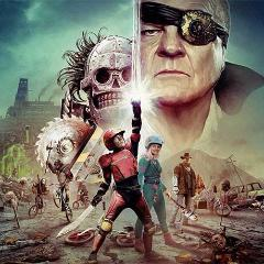 Fortune & Glory Film Club Presents: Kung Fury & Turbo Kid