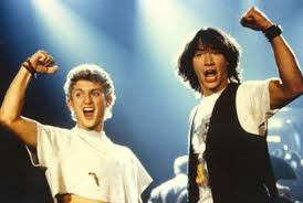 Fortune & Glory Film Club Presents: Bill & Ted's Excellent Adventure