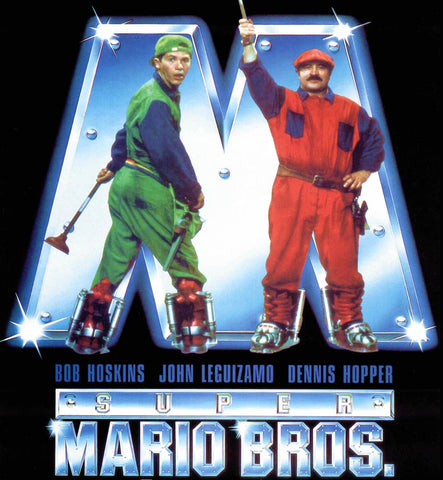 Fortune & Glory Film Club Presents: Super Mario Bros