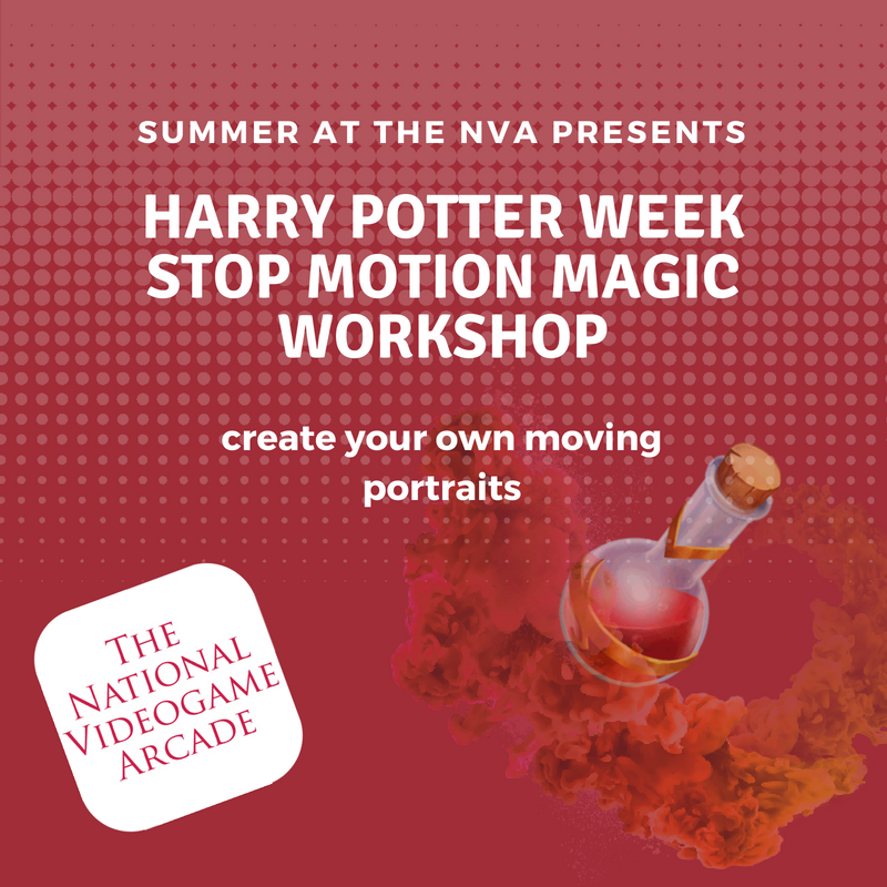 Summer at the NVA: Stop Motion Animation workshop