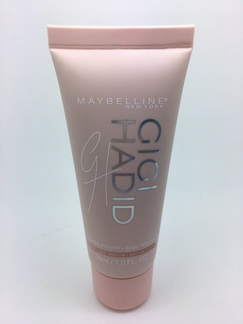 Maybelline x Gigi Hadid Tinted Primer, Light Medium x 6 (£2.50 each)