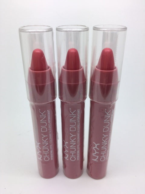 NYX Chunky Dunk Hydrating Lippie, 01 Watermelon Cooler x 6 (£1.80 each)