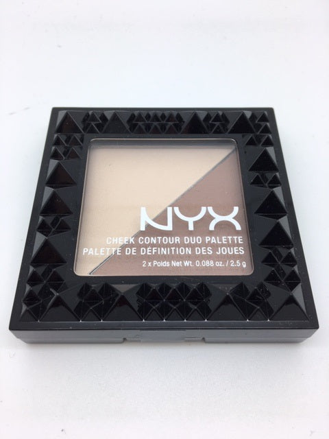 NYX Cheek Contour Duo Palette, 02 Double Date x 6 (£2.50 each)