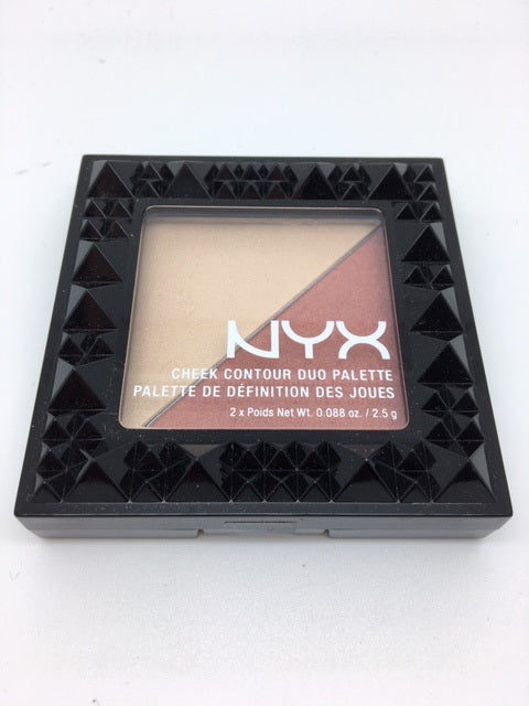 NYX Cheek Contour Duo Palette, 03 Perfect Match x 6 (£2.50 each)