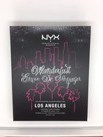 NYX Wanderlust Lip & Eye Collection, Los Angeles x 6 (£3.00 each)