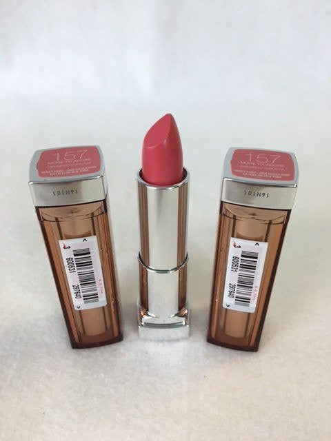 Maybelline Color Sensational Lipstick 157 More To Adore x 12 (£1.20 each) - Fizzy Peach Ltd