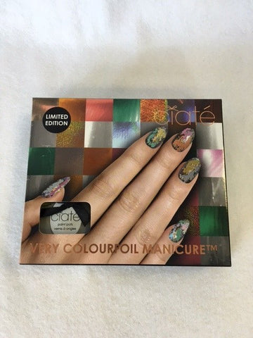 CIATE London Very Colourfoil Manicure Nail Kit - Wonderland x 1 (£2.50 each)