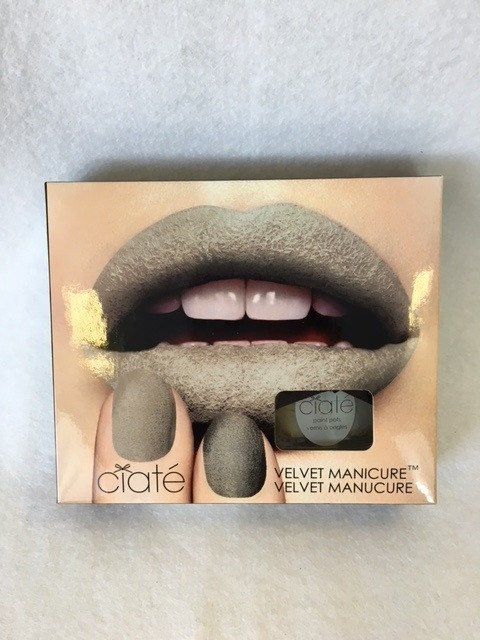 CIATE London Velvet Manicure Nail Kit x 1 (£2.50 each) - Fizzy Peach Ltd