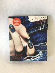 CIATE London Denim Manicure Nail Kit x 1 (£2.50 each) - Fizzy Peach Ltd
