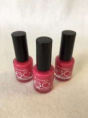 Rimmel 60 Second Nail Polish. 260 Funtime Fuschia x 12 (£0.60 each) - Fizzy Peach Ltd