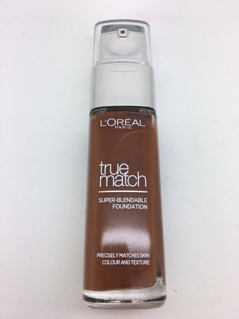 *Clearance* L'oreal True Match Super Blendable Foundation, 9.R/9.C Deep Cool x 48 (1.95 each)