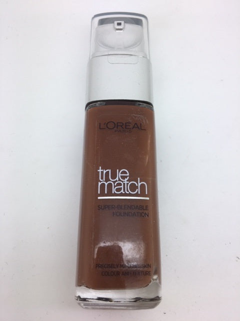 *Clearance* L'oreal True Match Super Blendable Foundation, 10.N Cocoa x 48 (£1.95 each)