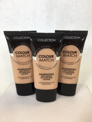 COLLECTION 2000 Colour Match Foundation, 05 Honey x 12 (£0.75 each)
