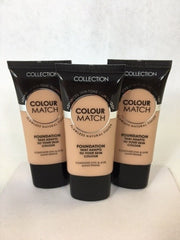 COLLECTION 2000 Colour Match Foundation, 05 Honey x 12 (£0.75 each) - Fizzy Peach Ltd