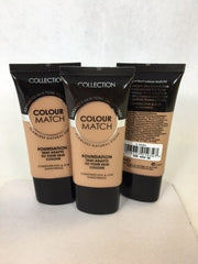 COLLECTION 2000 Colour Match Foundation, 06 Golden x 12 (£0.75 each) - Fizzy Peach Ltd