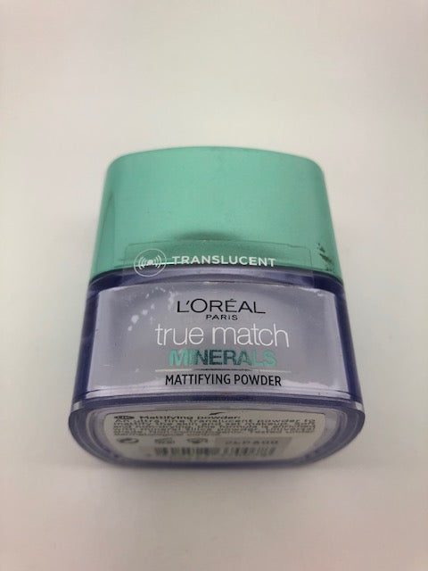 L'oreal True Match Minerals Foundation, Translucent x 6 (£3.00 each)