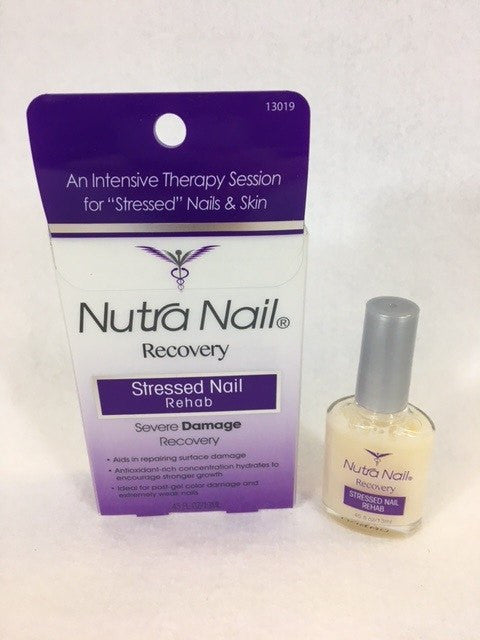 Nutra Nail Stressed Nail Rehab Treatment x 6 (£0.90 each) - Fizzy Peach Ltd