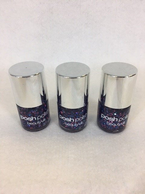 Beauty UK Posh Polish, 18 Pinkaboo x 6 (£0.30 each) - Fizzy Peach Ltd
