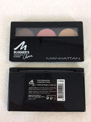 Manhattan Bloggers Choice Eyeshadow Trio, 03 Downtown to Earth x 6 (£0.75 each) - Fizzy Peach Ltd
