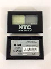 NYC City Duet Eye Shadow, 806B NYC Gaze x 6 (£0.35 each) - Fizzy Peach Ltd