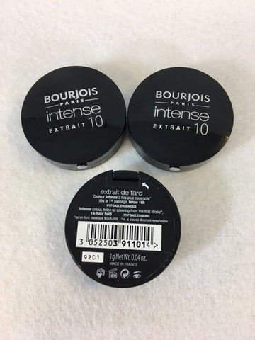 Bourjois Little Round Pot Intense Mono Eyeshadow #10 x 6 (£1.50 each)