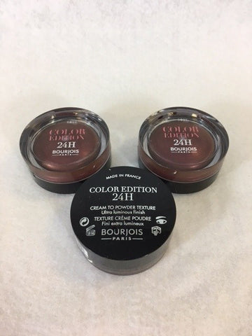 Bourjois Color Edition 24H Eyeshadow 05 Prune Nocturne x 6 (£1.50 each)