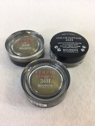 Bourjois Color Edition 24H Eyeshadow 04 Kaki Cheri x 6 (£1.50 each)