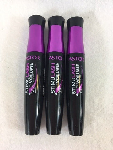 Astor Stimulash Volume Mascara, Black x 6 (£1.50 each)