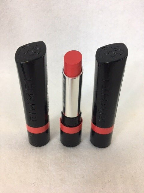 Rimmel The Only 1 Lipstick, 610 Cheeky Coral x 6 (£1.50 each) - Fizzy Peach Ltd