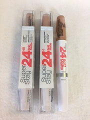 Maybelline Super Stay 24H Bold Matte 2 Step Lip Colour, 845 Hot Brown x 6 (£1.50 each) - Fizzy Peach Ltd