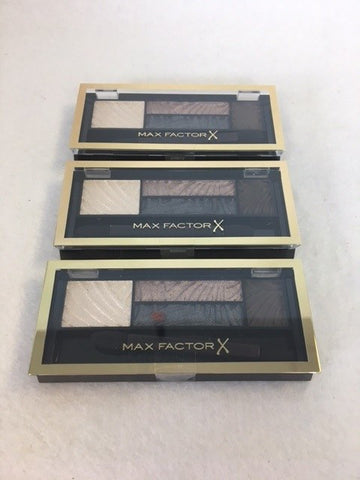 Max Factor Smokey Eye Drama Kit, 02 Lavish Onyx x 3 (£2.40 each)