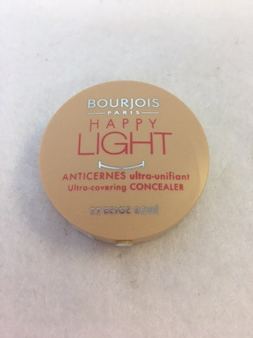 Bourjois Happy Light Concealer, 22 Beige Rose x 6 (£2.25 each)