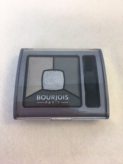 Bourjois Smoky Stories Eyeshadow Quad, 03 I Love Blue x 6 (£2.25 each) - Fizzy Peach Ltd