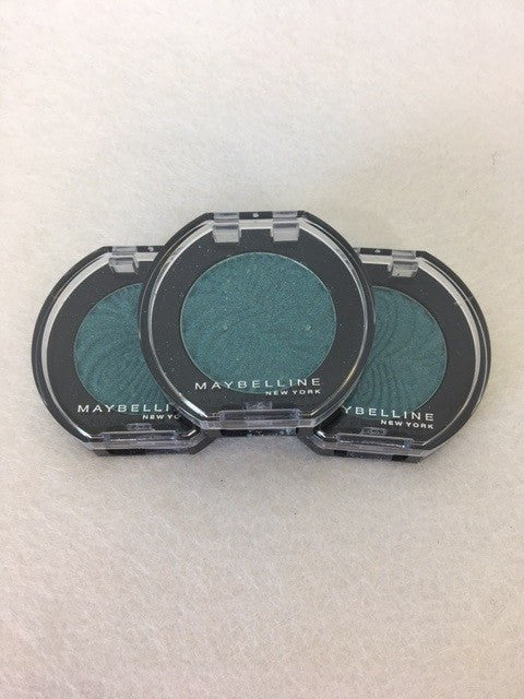 Maybelline Color Show Mono Eyeshadow, 28 Teal For Real x 6 (£0.60 each) - fizzypeach