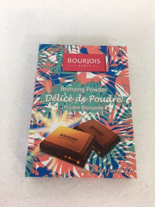 Bourjois Delice de Poudre Bronzing Powder, Tropical Festival x 6 (£3.00 each) - fizzypeach