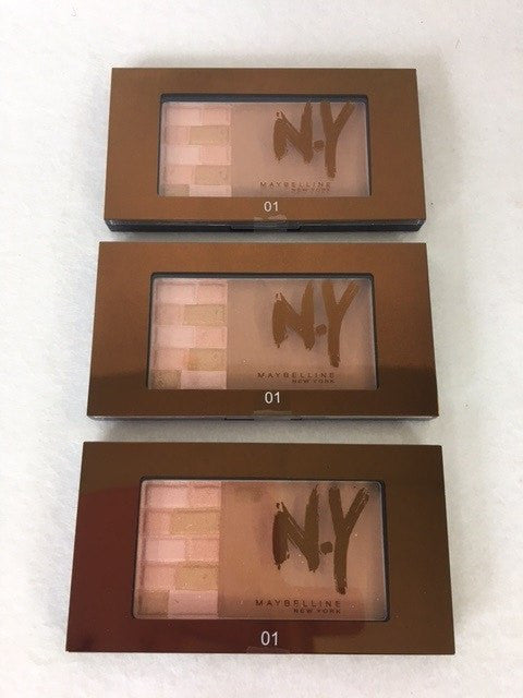 Maybelline NY Bricks Bronzer, 01 Blondes x 6 (£2.00 each) - fizzypeach