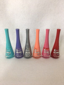 Bourjois 1 Seconde Nail Polish, Assorted x 24 (£1.50 each)
