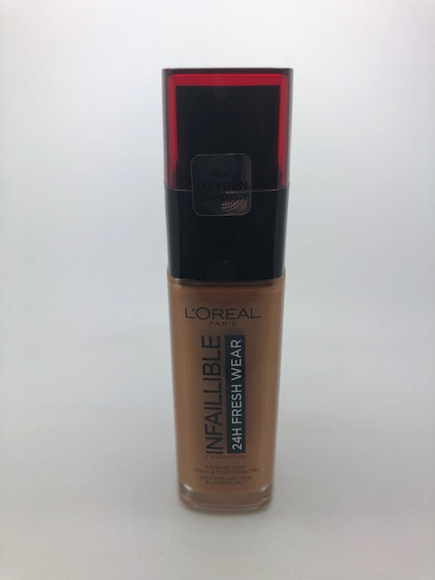 *Clearance* L'oreal Infallible 24H Fresh Wear Foundation, 340 Copper x 48 (£1.95 each)