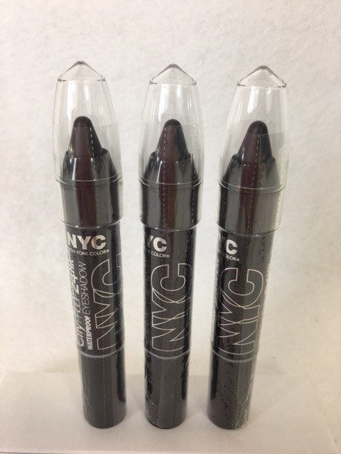 NYC City Proof 24hr Waterproof Eyeshadow Pen, 635 New York at Night x 6 (£0.50 each) - fizzypeach