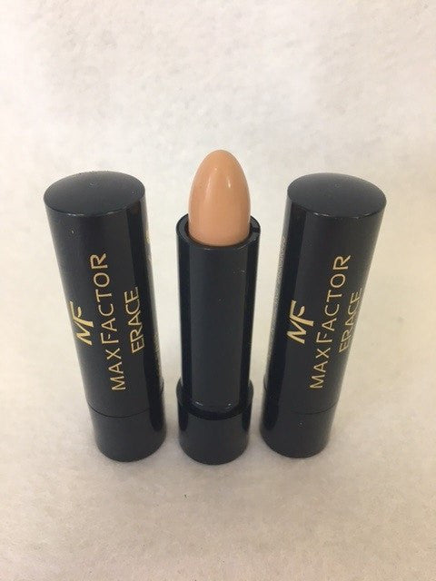 Max Factor Erace Cover Up Concealer Stick, 02 Fair x 6 (£1.50 each)