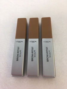 L'oreal Brow Artist Sculpt, 02 Brunette x 6 (£2.20 each) - fizzypeach