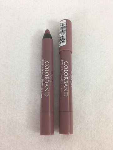 Bourjois Colorband Eyeshadow & Liner, 05 Mauve Baroque x 6 (£1.10 each)