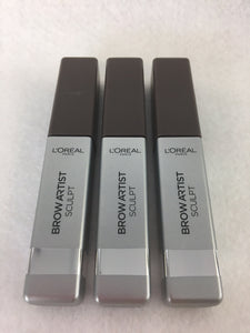 L'oreal Brow Artist Sculpt, 03 Cool Brunette x 6 (£2.20 each) - fizzypeach