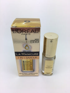 *Clearance* L'oreal La Manicure 7 in 1 Nail Saviour Treatment x 48 (£0.80 each) BOXED