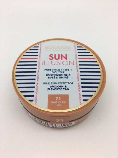 Bourjois Sun Illusion Blur Skin Perfector, 71 Fair x 3 (£3.75 each)