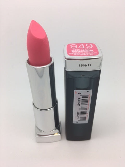 Maybelline Color Sensational MATTE Lipstick, 949 Pink Sugar x 6 (£1.20 each)