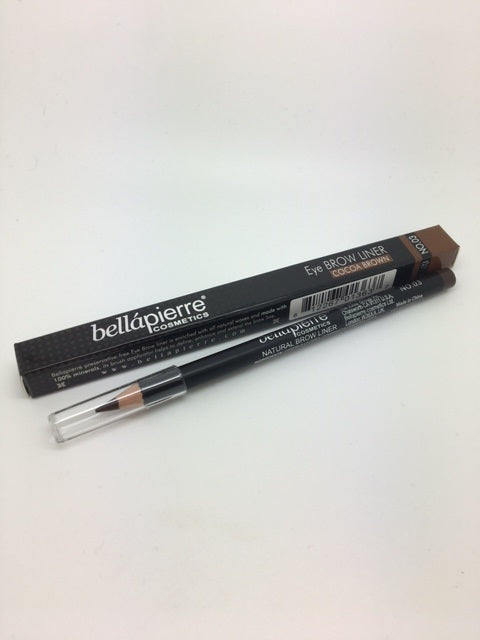 *CLEARANCE* Bellapierre Cosmetics Eye Brow Liner, Cocoa Brown, Boxed x 6 (£1.00 each) WAS £1.50