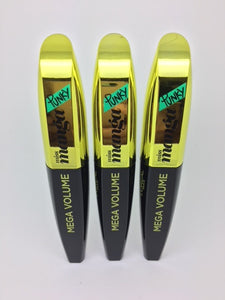 *CLEARANCE* L'oreal Miss Manga Punky Mega Volume Mascara, Green x 6 (£1.50 each)